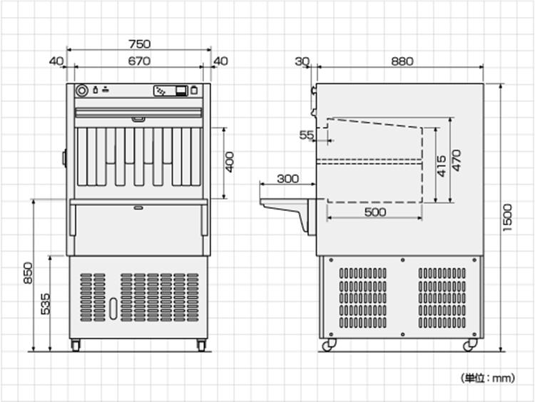 OTC-213A外形寸法