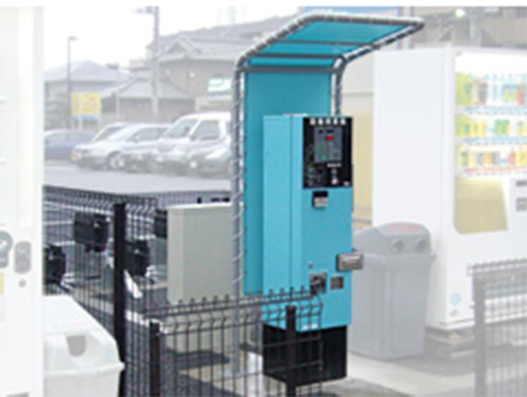 低コストな駐輪場運営が可能