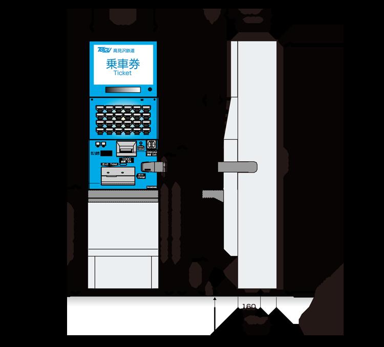ULCV5000外形寸法図